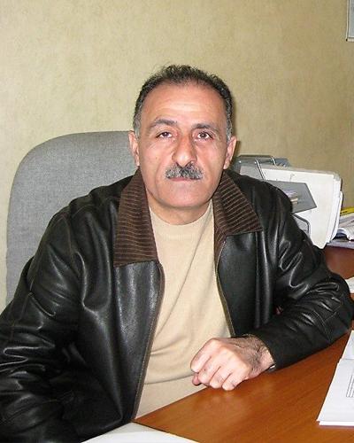 Гнел Геворгян